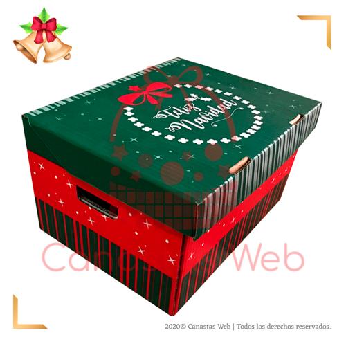 caja-carton-roja